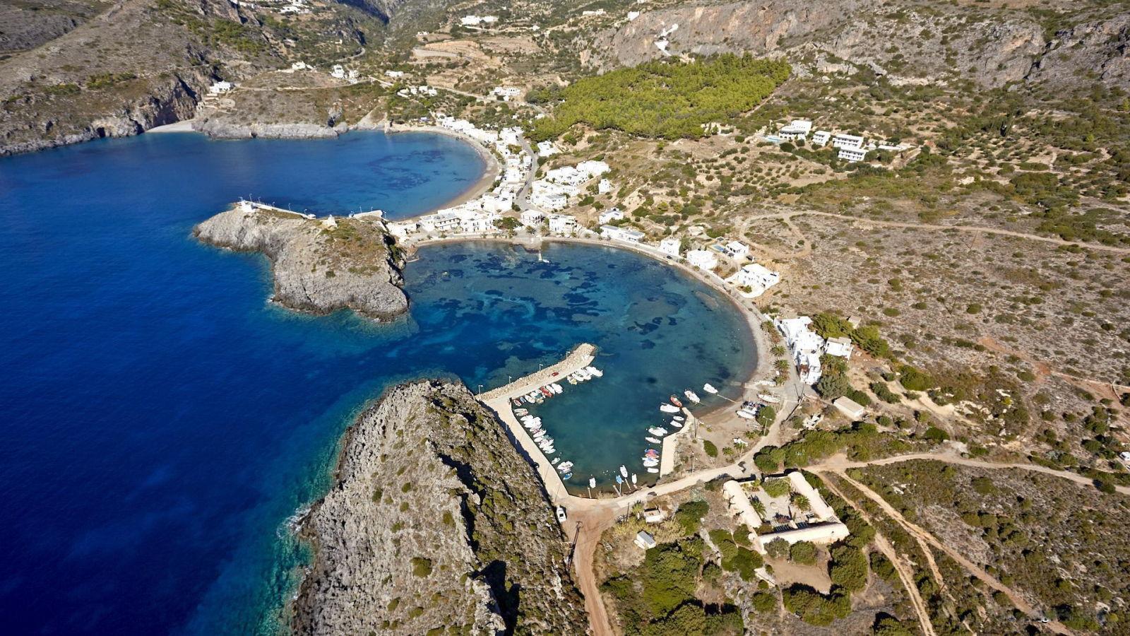 kythira greece holiday